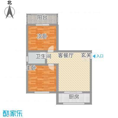 锦绣蓝湾1.83㎡4#户型