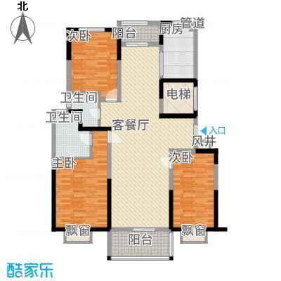 申鑫名城一期6#楼G1户型