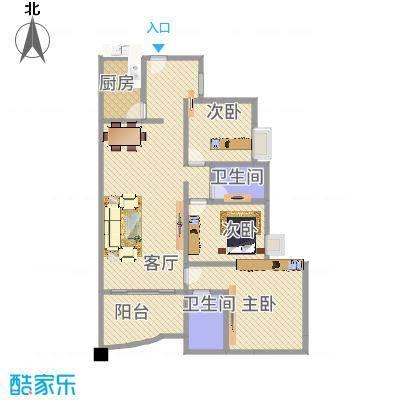 肇庆-星越・星湖华府-设计方案
