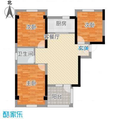 汉阳满庭春MOMΛ10、11号楼C2户型