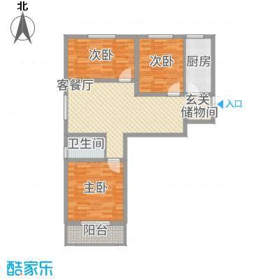 中达・尚城3户型