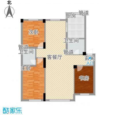 金港翠园【】主力户型3室2厅