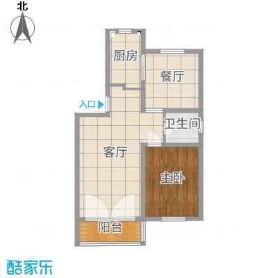 友联二村82幢501室装修设计方案