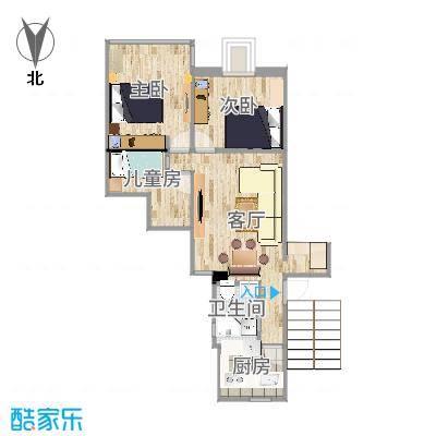 20151128(卡座+儿童房)