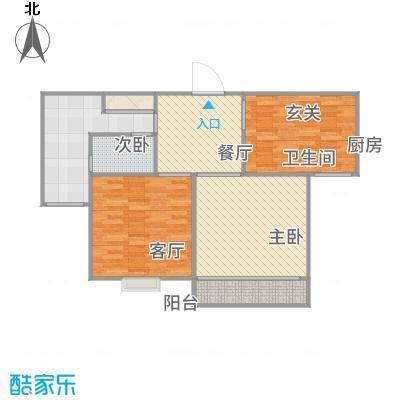 上海_丽泽菊清苑80平方-副本-副本