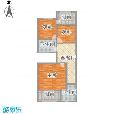 大汉汉园232.36㎡L1户型4室4厅3卫1厨