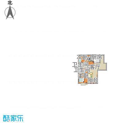 锦城丽景0604