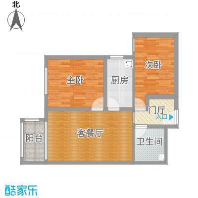 上庄小区83㎡新中式