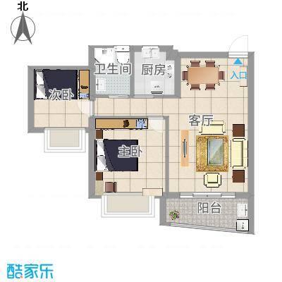 宁波_金桥水岸花园_2016-11-26-1402