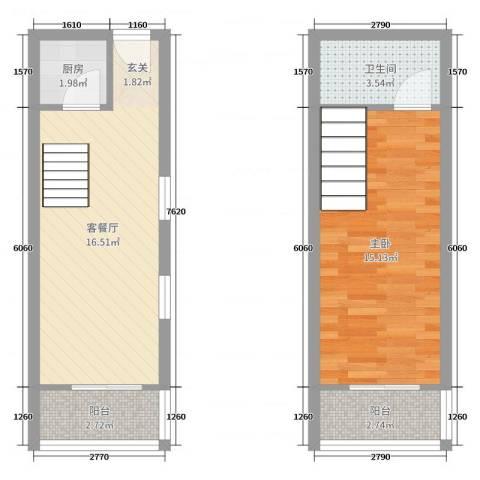 诚基中心国际公寓