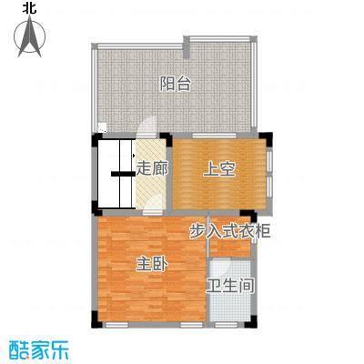 金辉城165.00㎡帕卢斯回忆三层平面图户型3室3厅4卫1厨