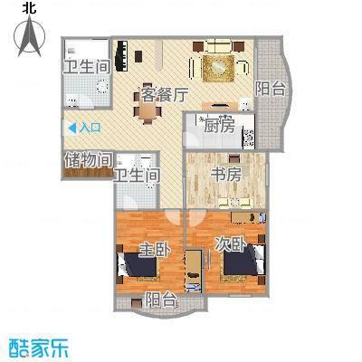 上海_众城公寓_2016-12-03-2318