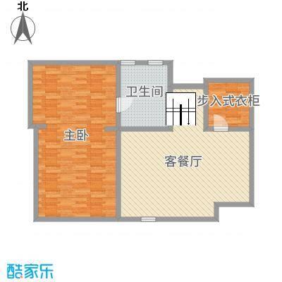 普罗旺斯150.00㎡9号楼云庭顶跃上层户型3室3厅3卫1厨