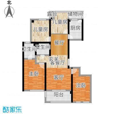 南昌_城泰湖韵天成_修改