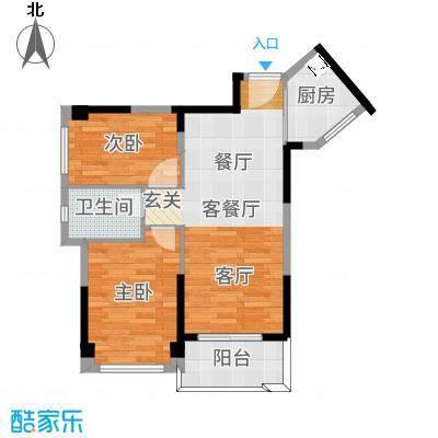 中粮云景花园北区乙五(原图)