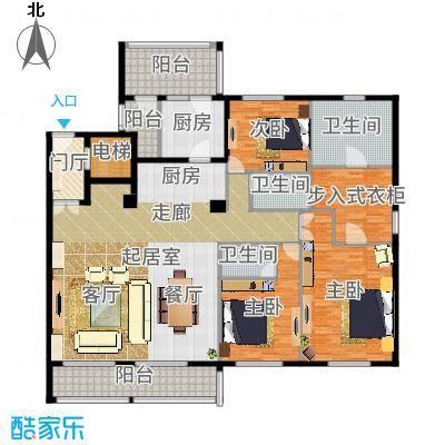 上海_复地御西郊_2016-12-09-1347