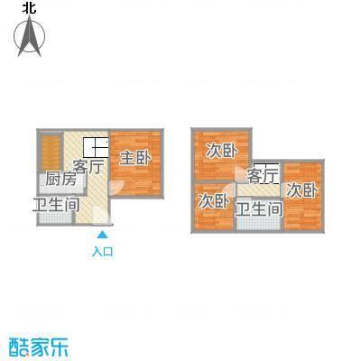 上海_金汇花园一街坊顶楼复式_2016-02-28-1106-副本