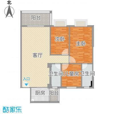 设计者-郑岚天-南方花园8栋1506号