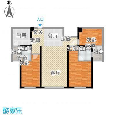 金K海景户型3室2厅-副本