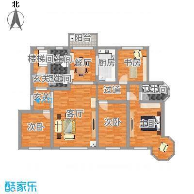 淮安_金都花园_2016-01-17-1802