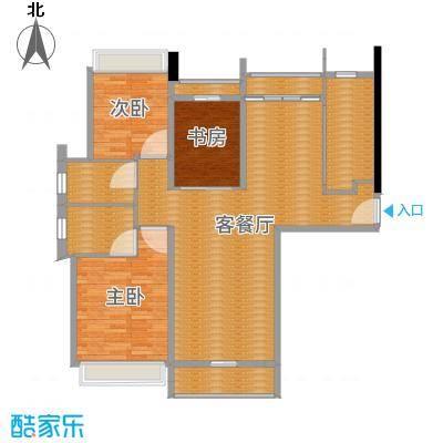 中海名钻9栋3、4号楼-现代