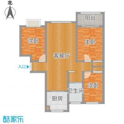 赵先生140户型中式风格