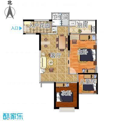房屋-平面图2