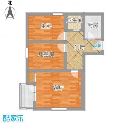 蒲黄榆五巷户型图