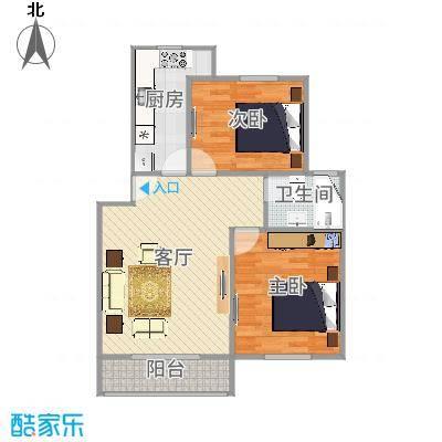 上海_浦江世博家园十一街坊_2016-12-19-1151