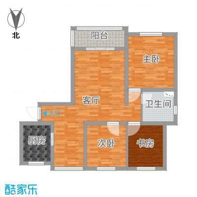 上海_浦江宝邸_2016-12-22-1059