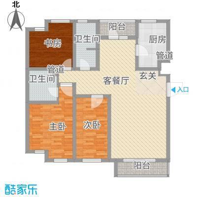 沈阳_万科中央公园_2016-12-23-1459