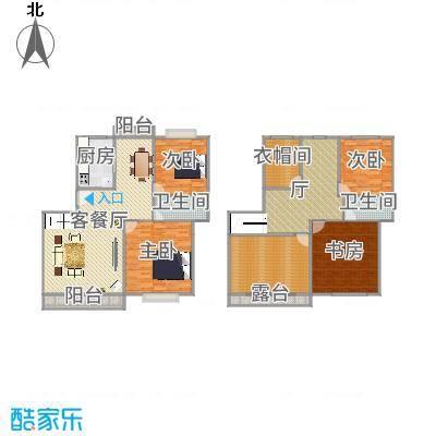 三湘雅苑3-4楼