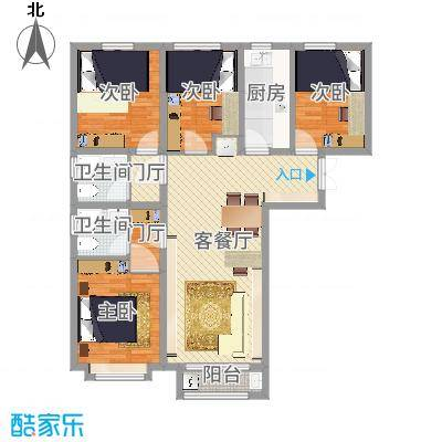 唐山丁小姐-设计师:王翔