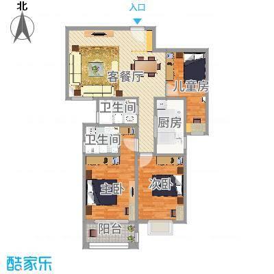西安朝阳国际广场---设计师罗志强