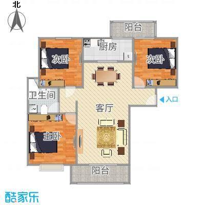 上海_浦江东旭公寓_2017-01-03-1517