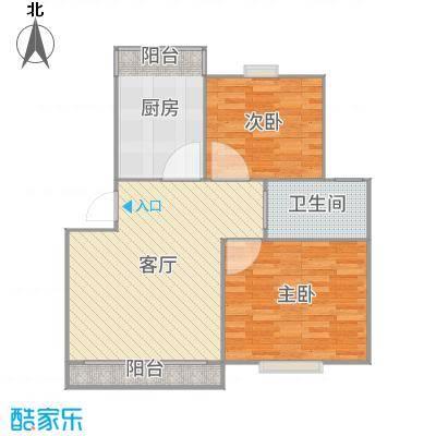 上海-新舒苑66平——设计方案