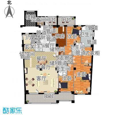 上海_复地御西郊_2017-01-06-1457