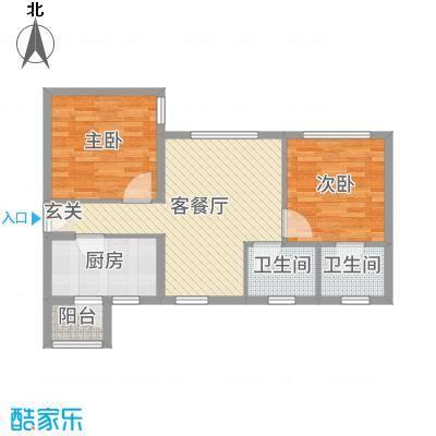 上海_和平花苑国际公寓_2017-01-10-0942