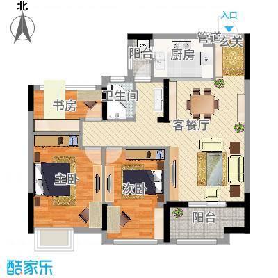 宁波_开投置业公元世家_2017-01-11-0952