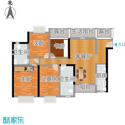 惠州_皇庭波西塔诺_2017-01-11-2345