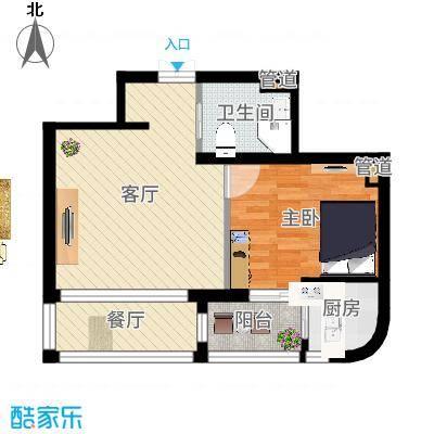上海_金龙公寓_2017-01-12-1505