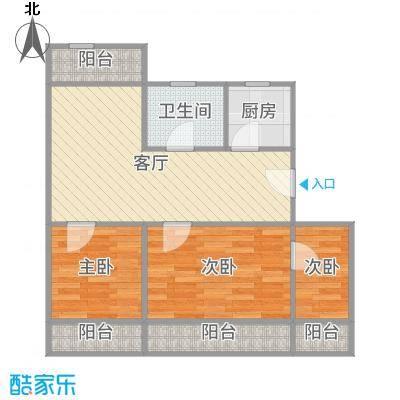 上海_控江路1200弄小区_2017-01-16-1142