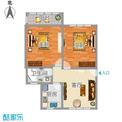 上海_书馨公寓_2017-01-20-1538
