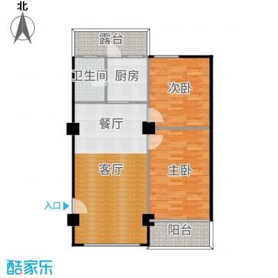 广东汕头金珠园2居室