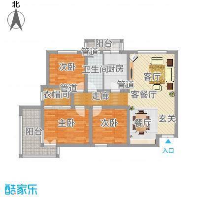 合肥_锦绣大地城一期_2017-02-05-1047