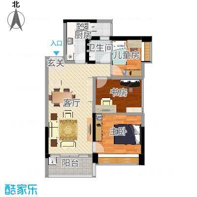 深圳_深业泰然观澜玫瑰轩_2017-02-10-0857