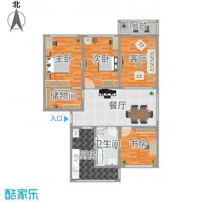 上海_桃园公寓_2016-02-23-1345