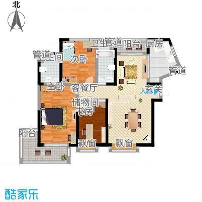 香港映象二期香港映象二期户型10室-副本