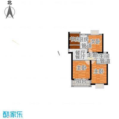 东兰世茗雅苑上海户型-副本-副本