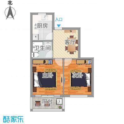 黄鹂新村49㎡
